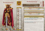 RARE Wrath of Kings Kickstarter Promo THE ANCIENT KING CMON 64880