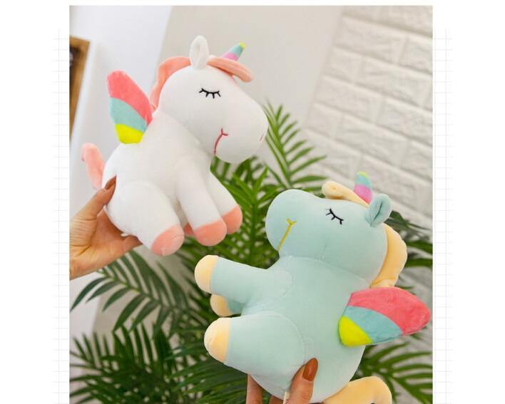 Rainbow Unicorn Plush Toy - My Sweet Tots