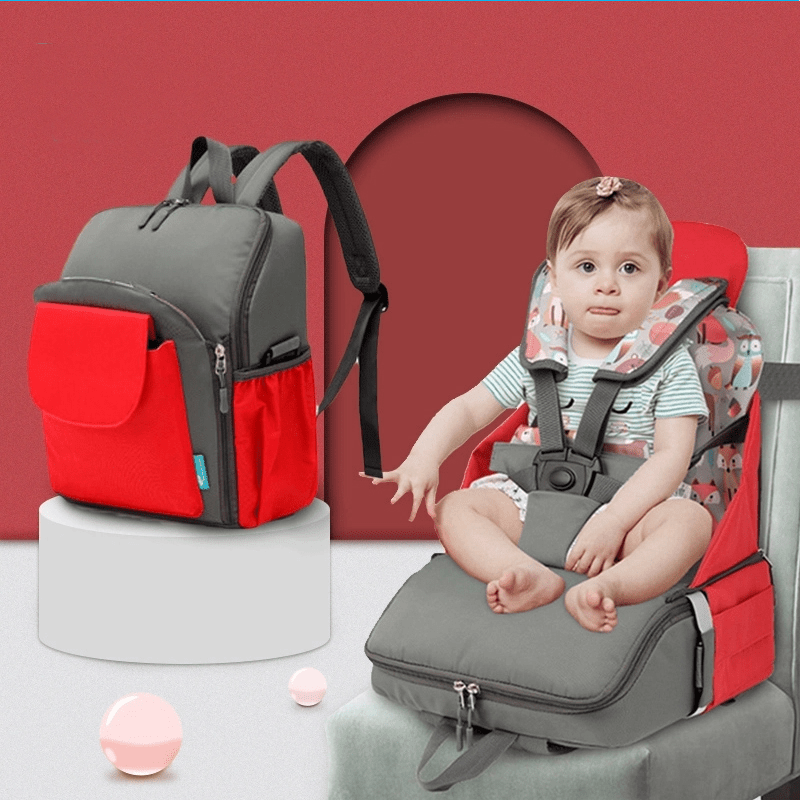 Portable Dining Chair Diaper Bag - My Sweet Tots
