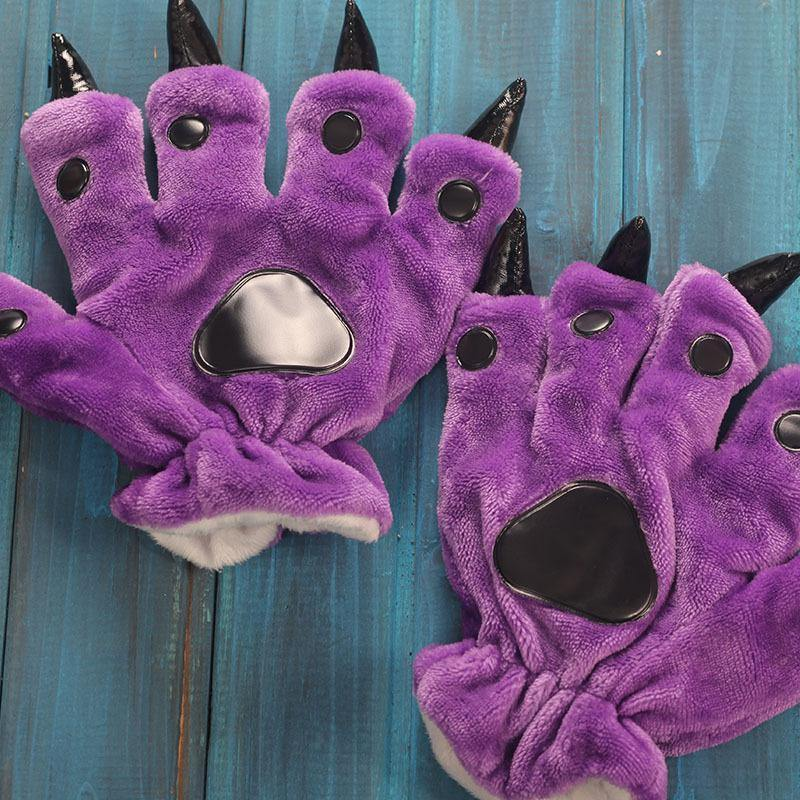 Stitch Paw  Indoor Soft Slippers - My Sweet Tots