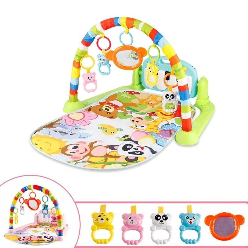 Baby Tapis Puzzles Mat - My Sweet Tots