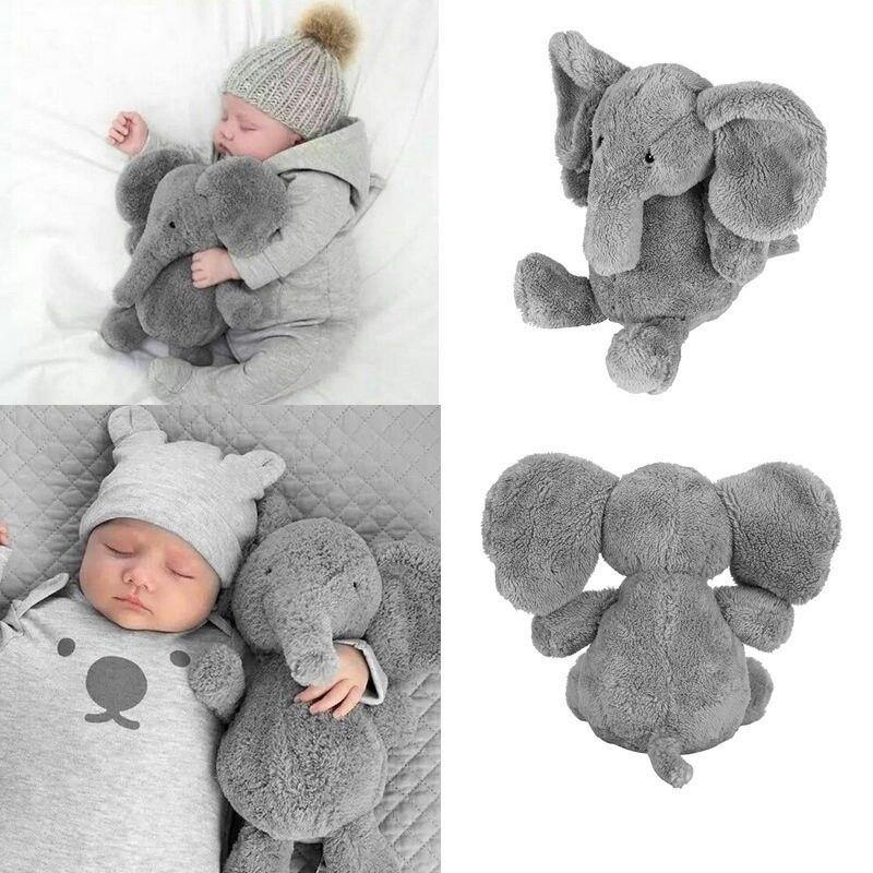 Cute Elephant Baby Pillow - My Sweet Tots