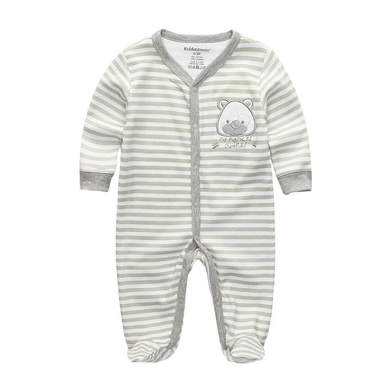 Baby Long Sleeve Romper - My Sweet Tots