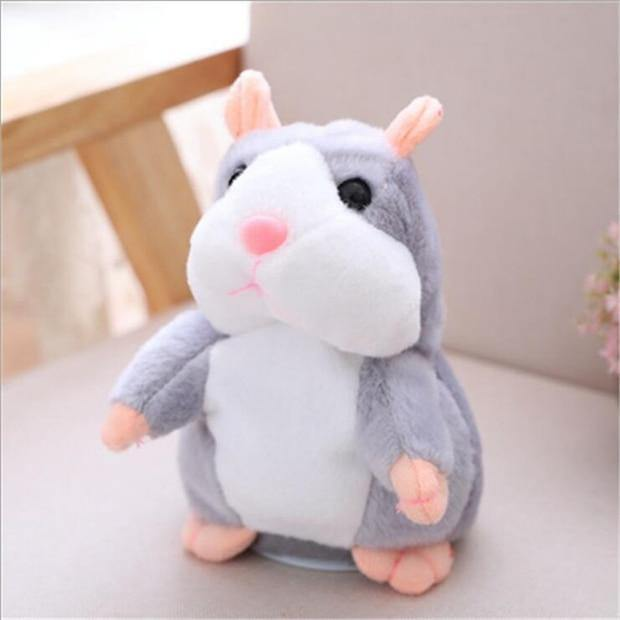 Talking Hamster Plush Toy - My Sweet Tots