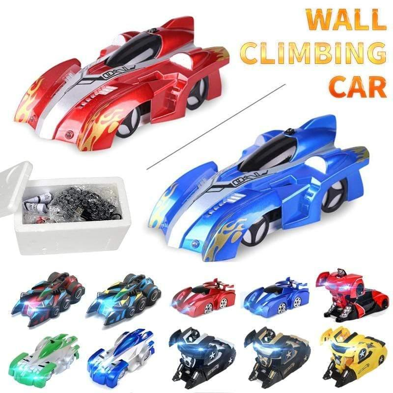 Anti Gravity Ceiling Climbing Car - My Sweet Tots