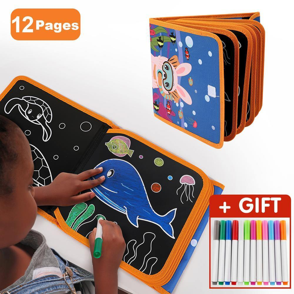 Drawing Board Book - My Sweet Tots