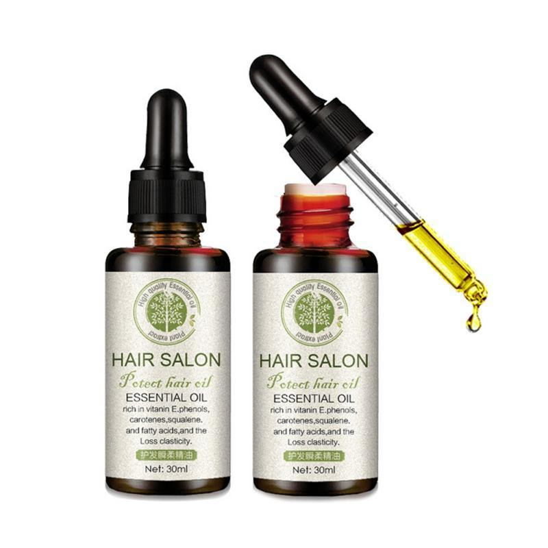 Instant Hair Damaged Care Oil - My Sweet Tots