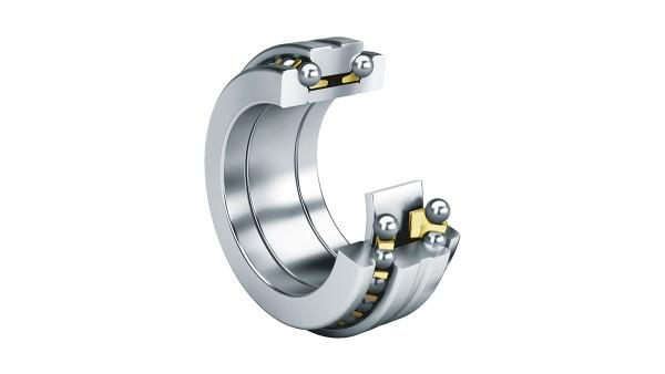 Part Number 234412-M-SP by FAG Angular Contact Ball Bearing, type, cross reference and dimension