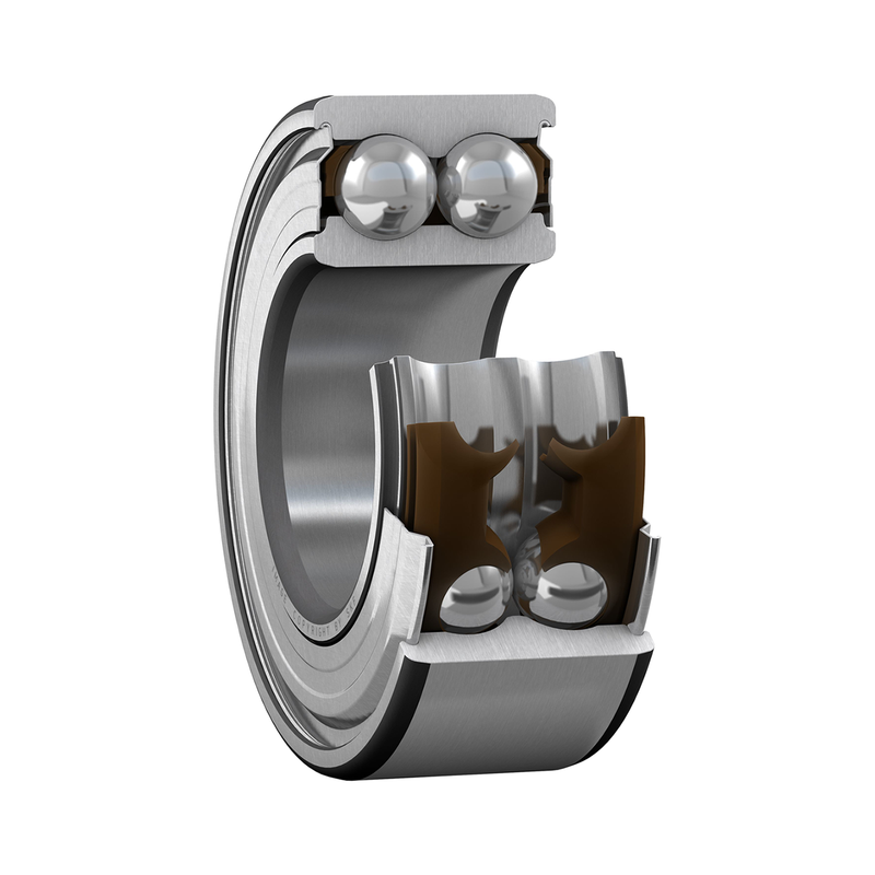 Part Number 3304-BD-XL-2Z by FAG Angular Contact Ball Bearing, type, cross reference and dimension