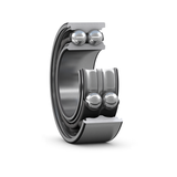 Part Number 3315-M by NSK Angular Contact Ball Bearing, type, cross reference and dimension