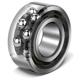 Part Number 5312-S by NTN Angular Contact Ball Bearing, type, cross reference and dimension