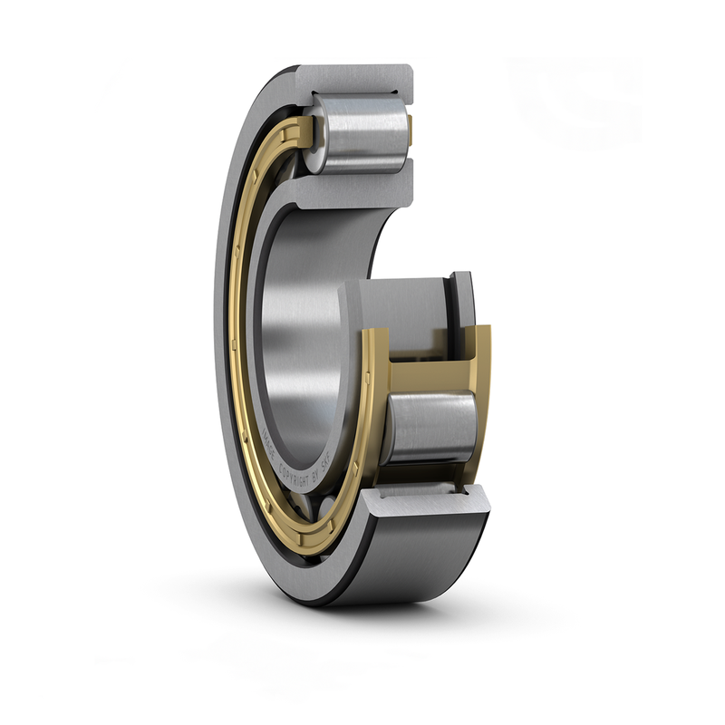 NU203-ECP-SKF, Bearings, Cylindrical roller bearings
