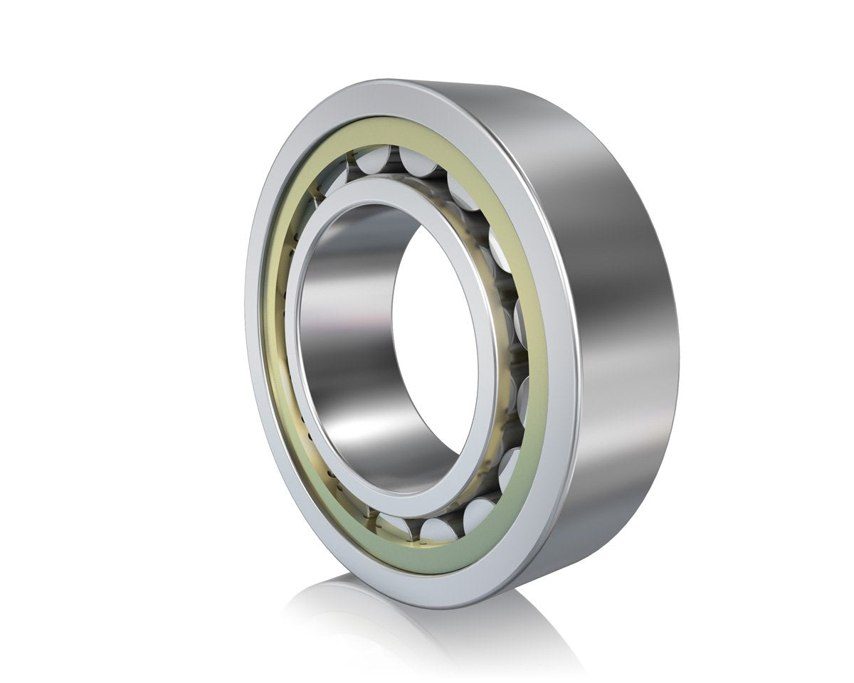 Part Number NUP207-ECP-C3 by SKF Cylindrical Roller Bearing, type, cross reference and dimension