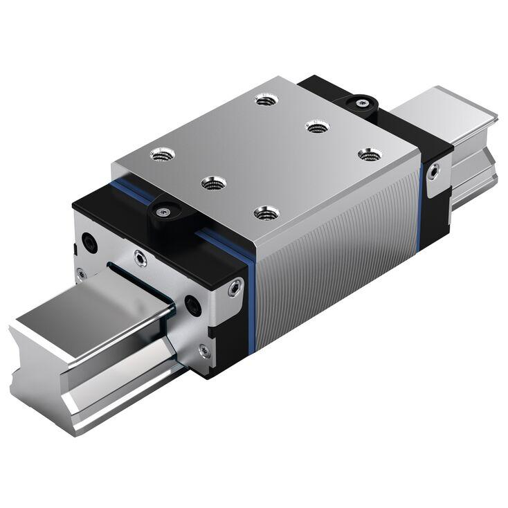 Part Number R18215312X by BOSCH REXROTH Linear Guideway Carriage, type, cross reference and dimension