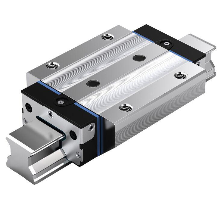Part Number R18535322X by BOSCH REXROTH Linear Guideway Carriage, type, cross reference and dimension