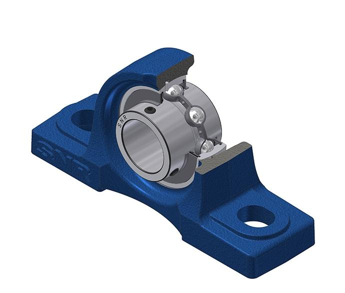 Part Number UCP201 by SNR Plummer Block Housing, type, cross reference and dimension