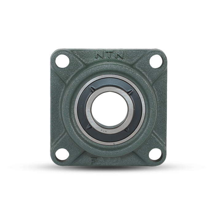 Part Number UKF217 by ZEN Flanged Housing Unit, type, cross reference and dimension