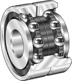 Part Number ZKLN3572-ZZ by INA Angular Contact Ball Bearing, type, cross reference and dimension
