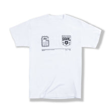 "Load image into Gallery viewer, White ""Tous Ensemble"" T-Shirt"