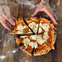 Load image into Gallery viewer, Pizza & Stracciatella Salad at Home: Cook with Chef Jeremie Falissard