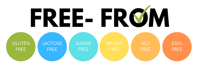 "The ""Free From"" Foods - A rising trend with demands"