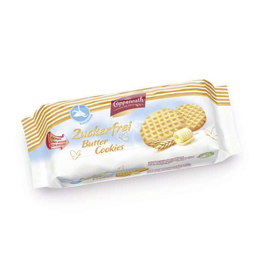 Coppenrath Sugar-Free Butter Cookies 200g