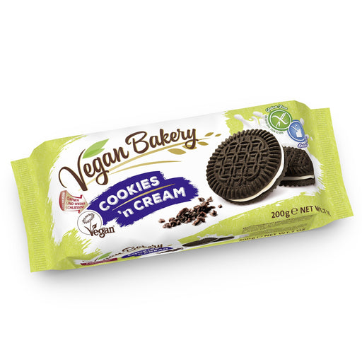 Coppenrath Vegan Gluten & Lactose Free Cookies n' Cream 200g