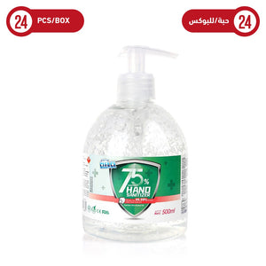 24 x Hand Sanitizer 500ml (Gel)