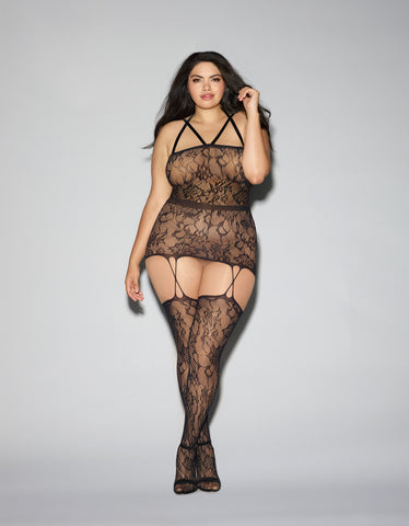 Bodystocking DG BD 0288X Queen Size