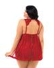 DG RD 11236X Fly-A-Way Back Babydoll