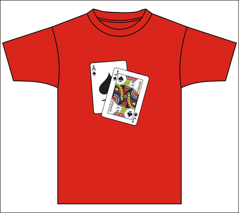 CNY T-Shirt Black Jack