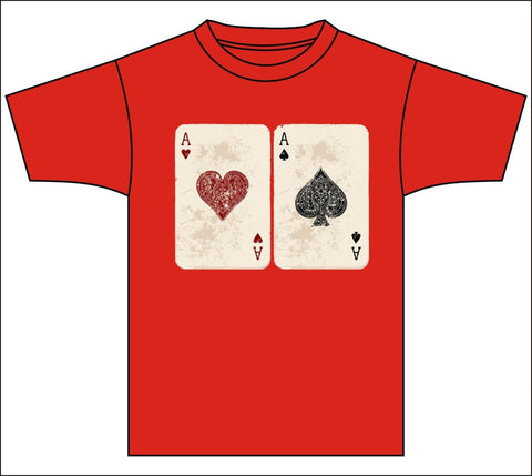 CNY T-Shirt Double Ace