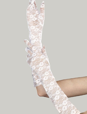 DG 7820 Opera Length Lacey Glove