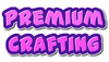 Premium Crafting Wall Decals