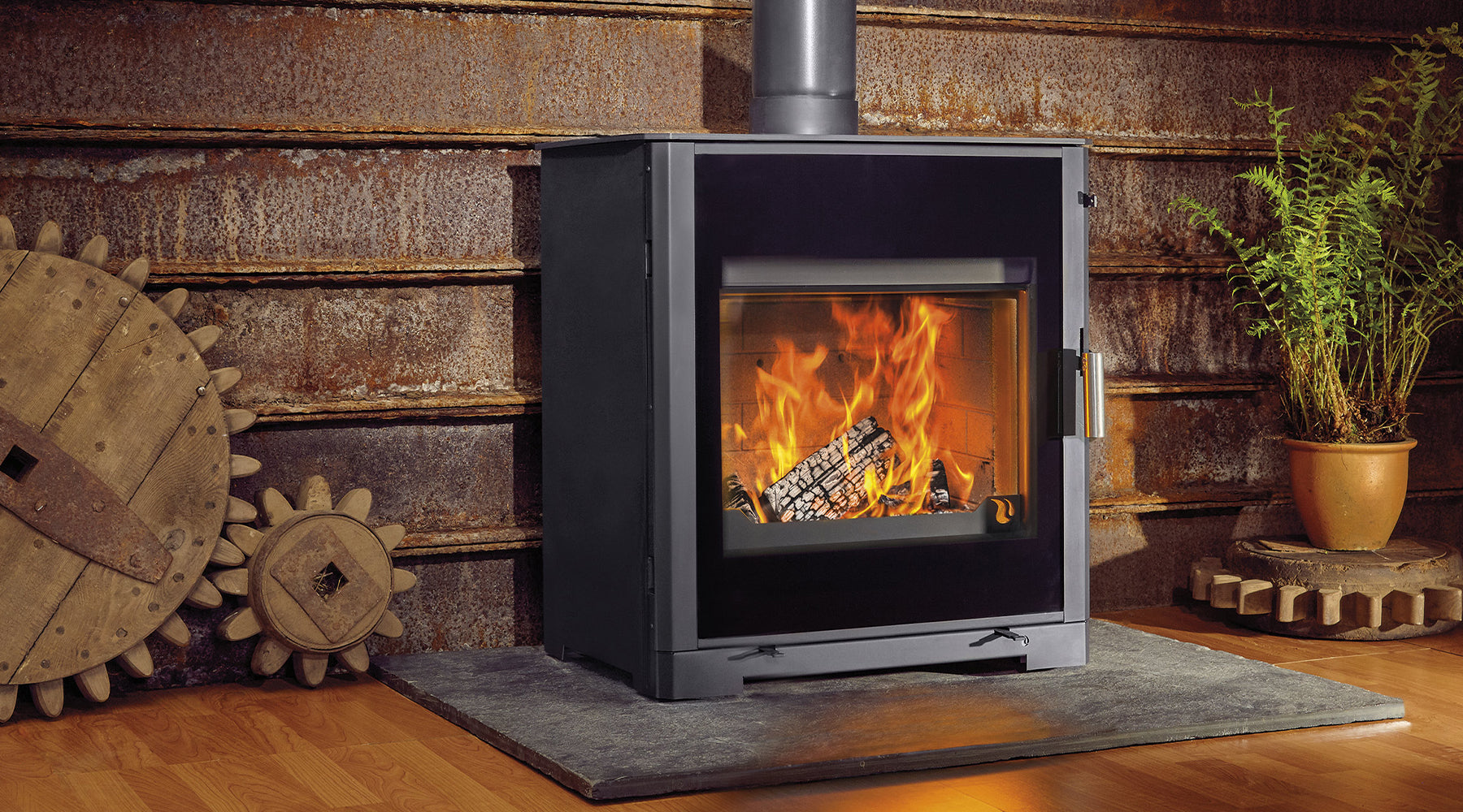 State-of-the-art Ecodesign Boiler Stoves