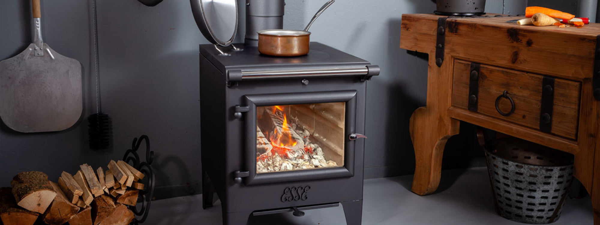Installation of your new stove
