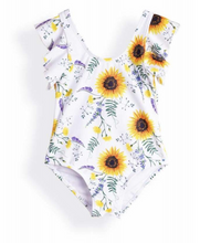 Load image into Gallery viewer, Mommy and Me Sunflower Swimsuit (GIRLS AND BOYS) - KoKo Bean
