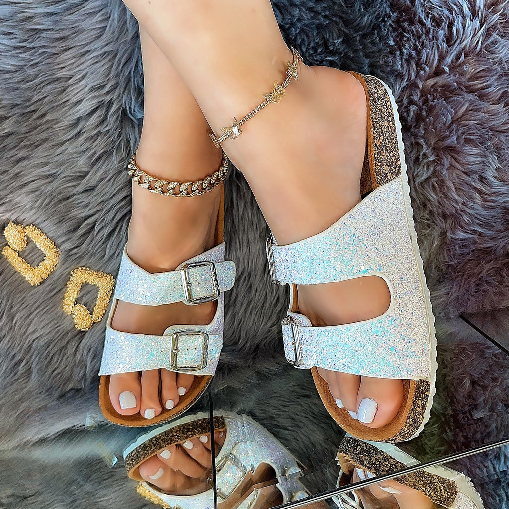 The 'Glass Slipper' Sandal - KoKo Bean