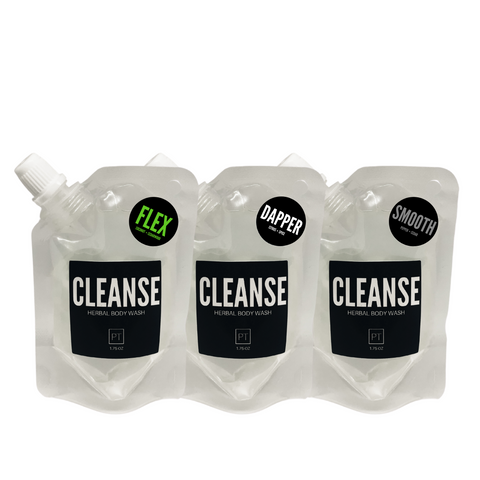 CLEANSE - Travel Gift Set (3 Options)