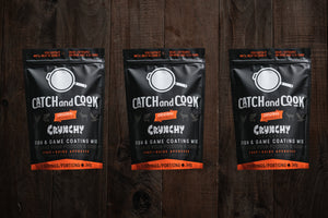 Catch and Cook - Original - 3 Pack