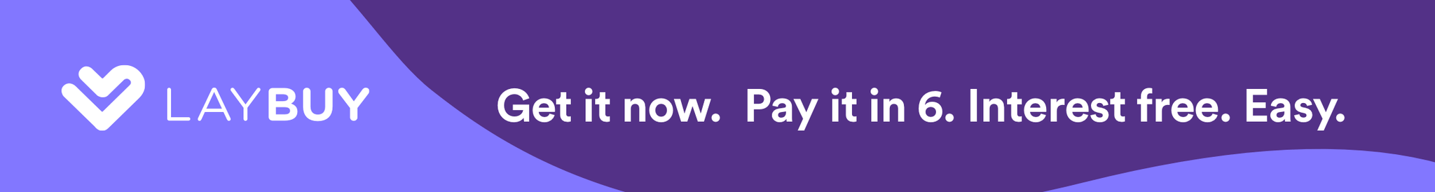 Laybuy | Get it now. Pay it in 6. | MySweetSmile