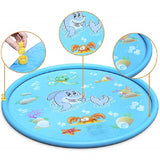 Piscina colchoneta inflable