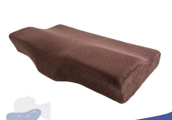 Almohada con memoria Air Layer para el cuello