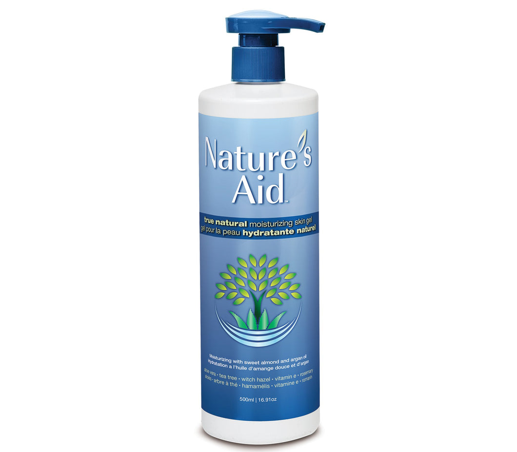 nature's aid MOISTURIZING SKIN GEL