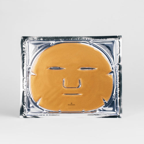 HADAKA 24KT GOLD FACE MASK PACK