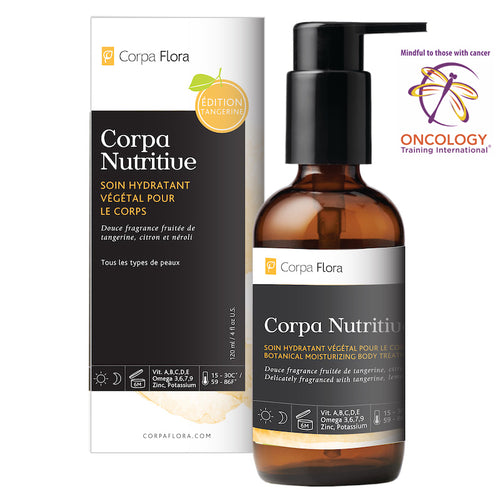 CORPA FLORA CORPA NUTRITIVE - TANGERINE BODY OIL
