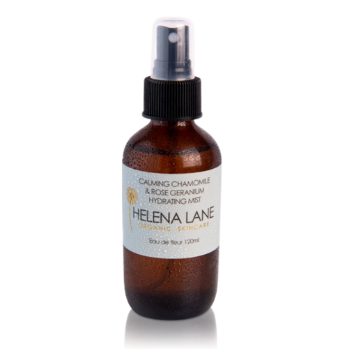 HELENA LANE CHAMOMILE AND ROSE HYDRATING MIST