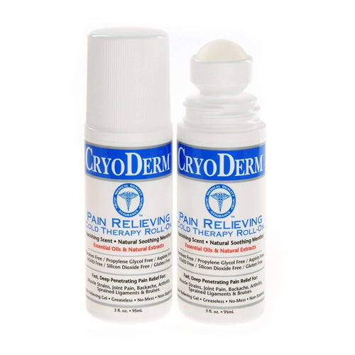 CRYoderm COLD ROLL ON LOTION