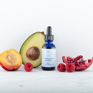 Products Province Apothecary Rejuvenating and Hydrating Face Serum with an Avocado, raspberries, pomegranate and apricot