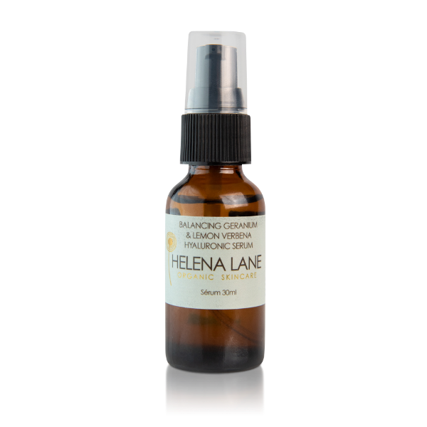Helena Lane Geranium Lemon Verbena Facial Serum